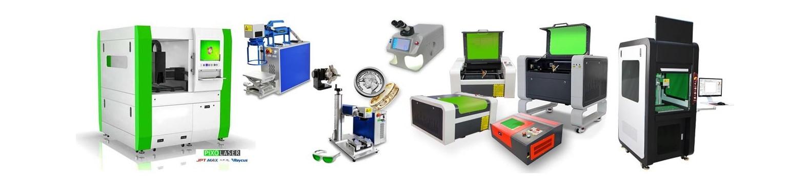 Maszyny laserowe